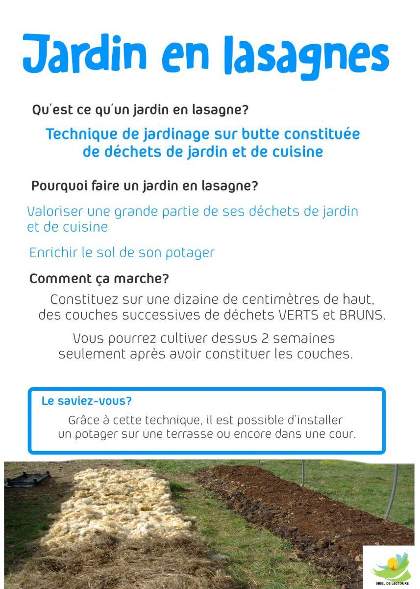 Jardiner en r duisant ses d chets for Au jardin by les amis